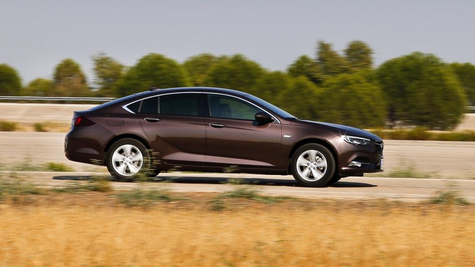 Opel Insignia Grand Sport 1.5 Turbo 140 CV: opiniones y consumo real