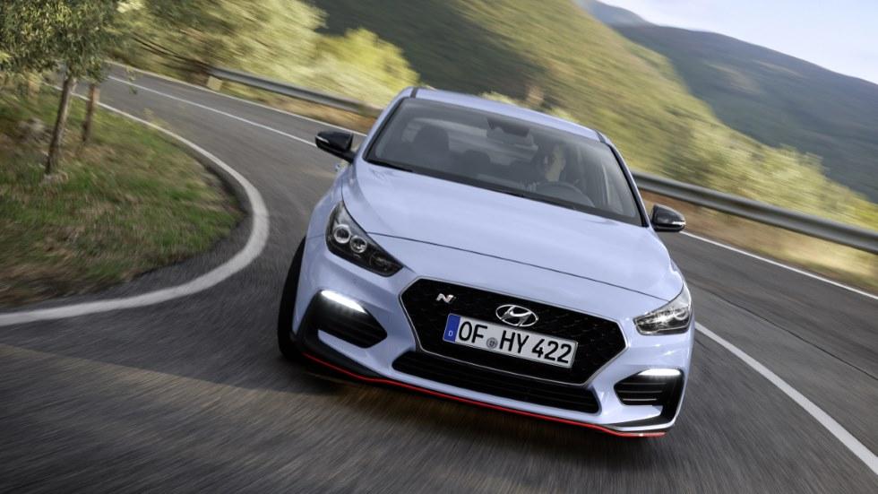 Hyundai i30 N: probamos un nuevo deportivo entre los grandes (VÍDEO)