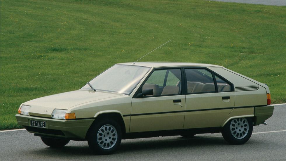 El Citroën BX cumple 35 años: ¡felicidades! (historia y fotos)