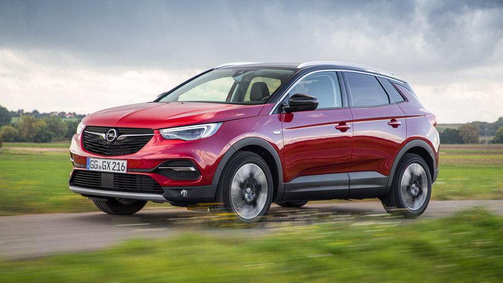Opel Grandland X: probamos el SUV basado en el 3008... y más barato