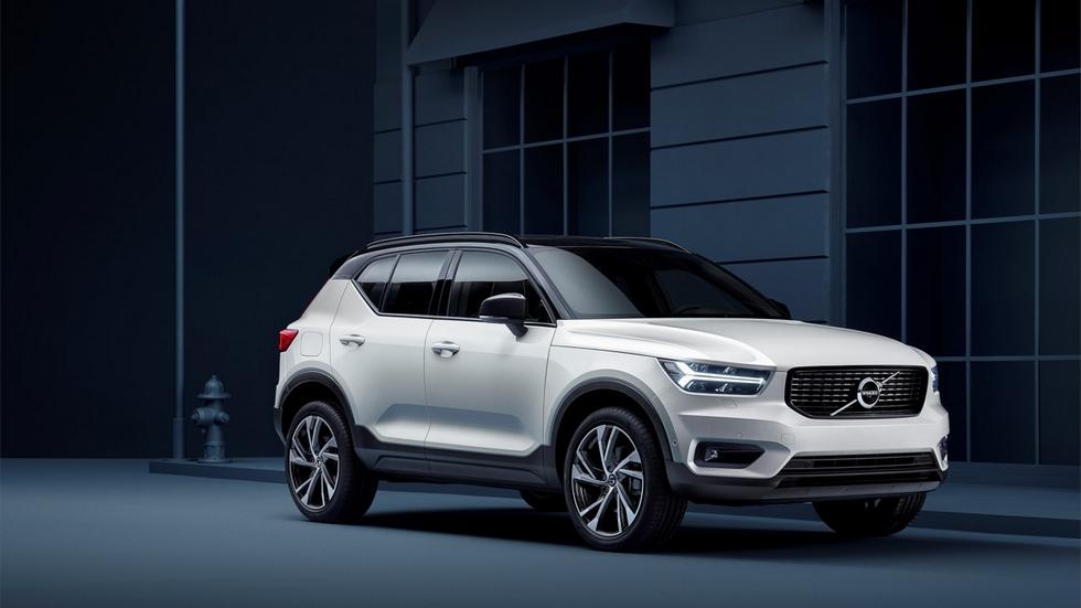 Volvo XC40: todos los precios y datos para España del nuevo SUV