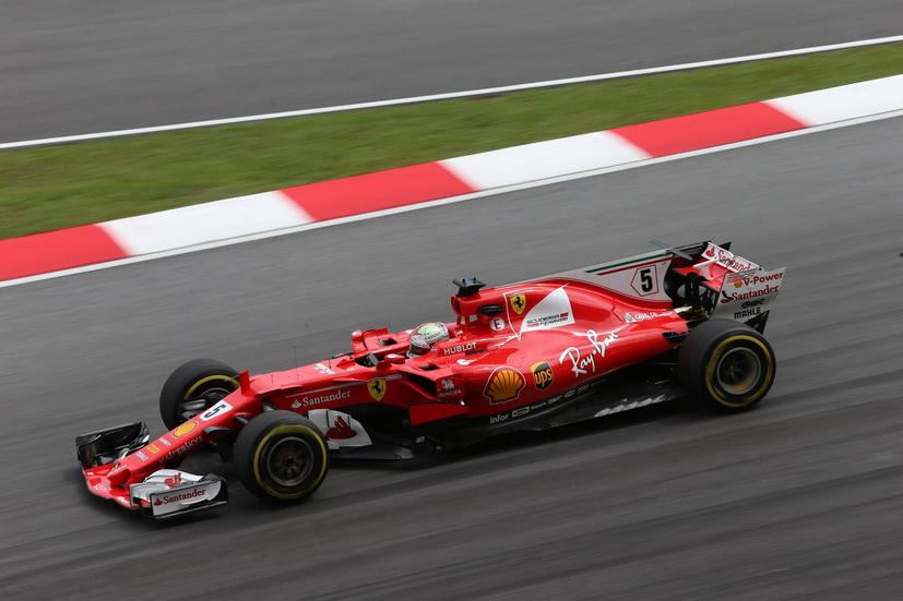 GP de Malasia: la FP2 se interrumpió por el accidente de Grosjean