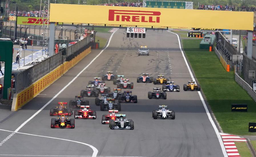 Cambios en el calendario de F1 de 2018