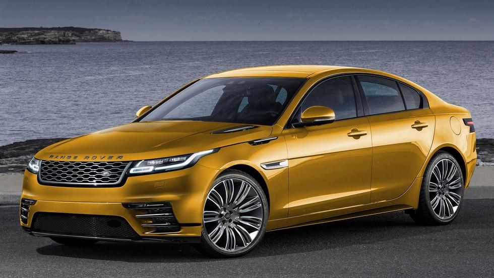 Range Rover podría lanzar una berlina como Road Rover: ¿así sería?
