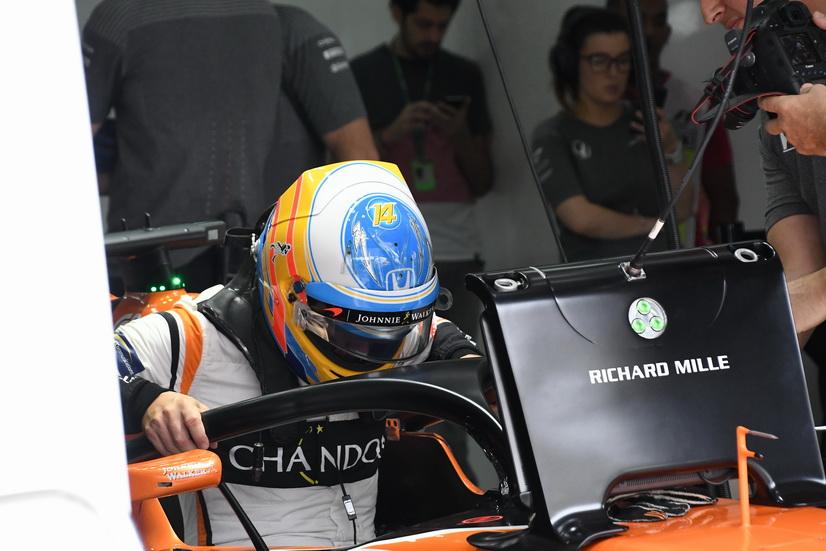 """GP de Malasia: Alonso espera condiciones """"mixtas"""" para el resto del fin de semana"""