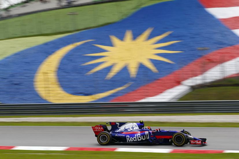 GP de Malasia: Sainz rodó poco en Sepang el viernes