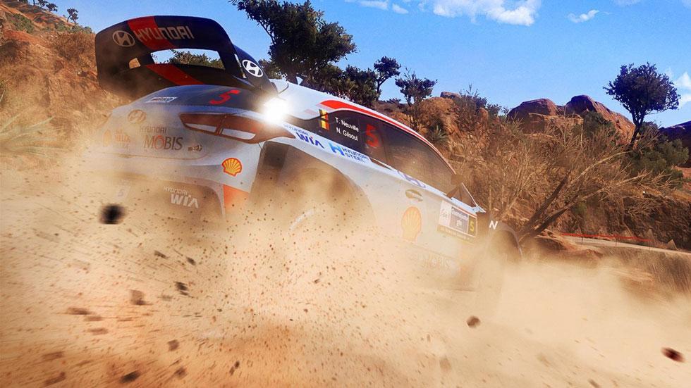 WRC 7: probamos el nuevo videojuego del Mundial de Rallyes 2017