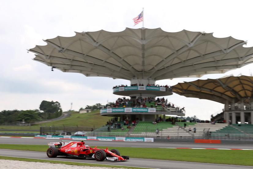 GP de Malasia: otra vez los Ferrari