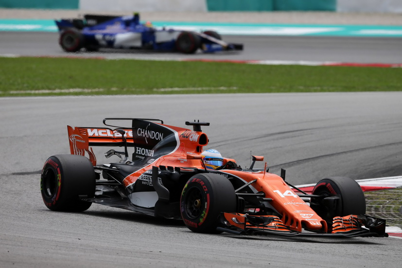 GP de Malasia: objetivo cumplido para Alonso