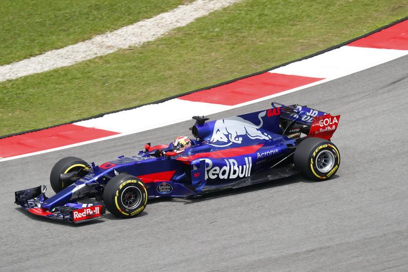 GP de Malasia: Buen debut de Pierre Gasly