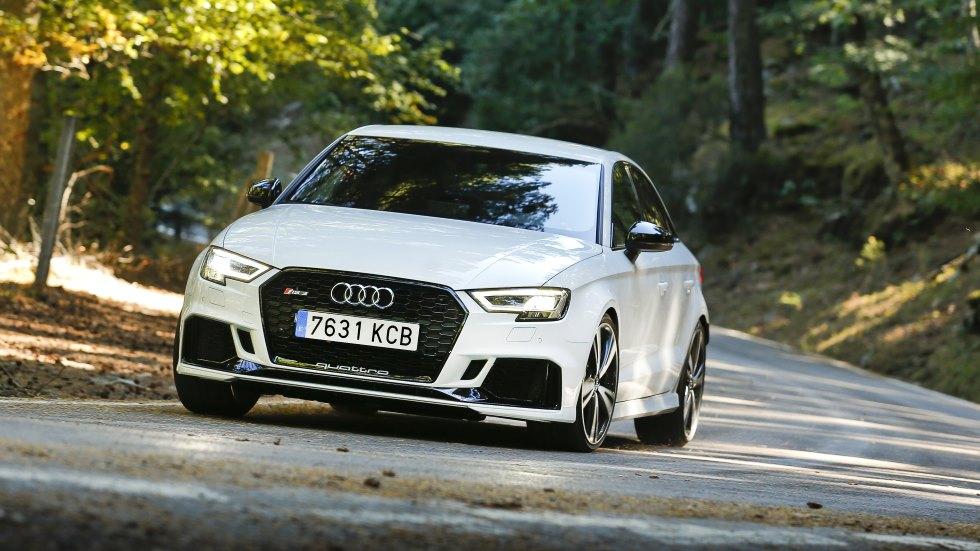 Audi RS 3 Sedán: superprueba al deportivo con todas las mediciones
