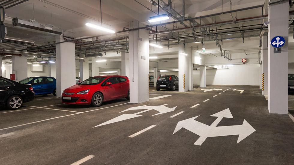 Encuentra aparcamiento en Madrid o Barcelona por sólo 5 euros al día
