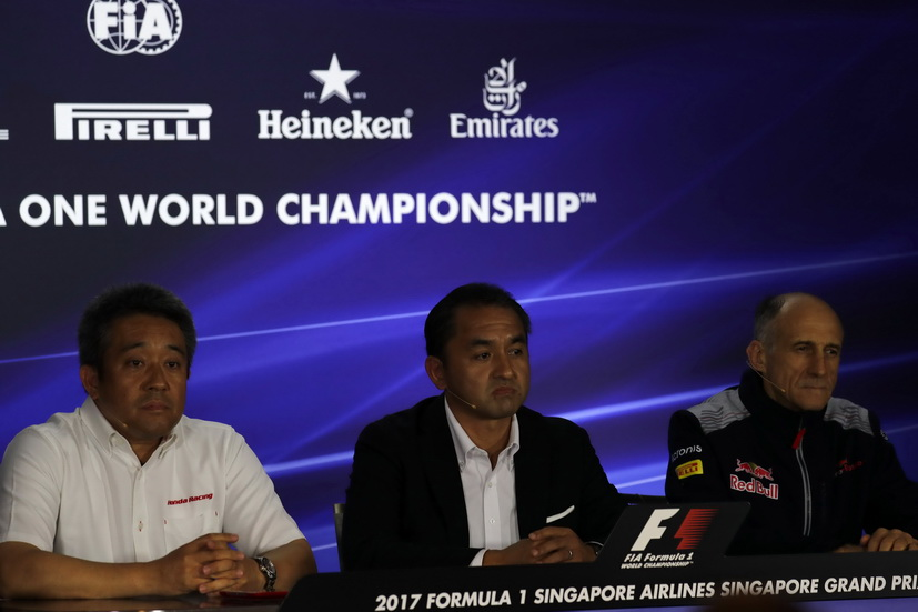 Fórmula 1: Toro Rosso, la venganza de Honda