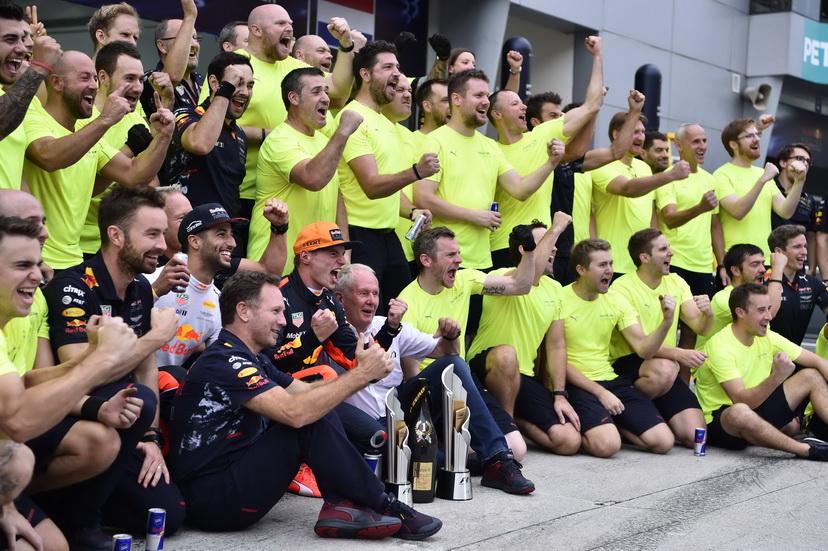 Fórmula 1: Renault ganó en Malasia y nadie se enteró...