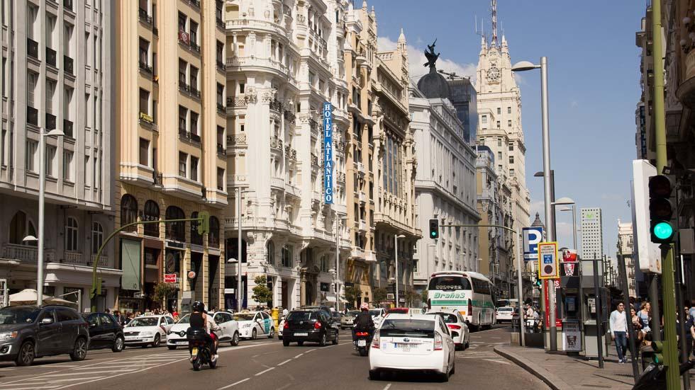 ¿Sabes cuántos vehículos circulan en España?