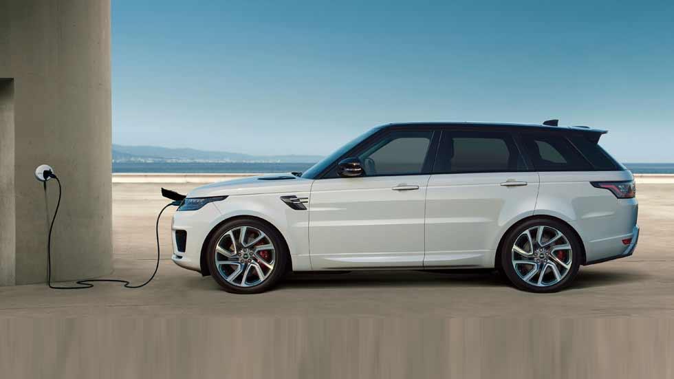 Range Rover Sport 2.0 Si4 PHEV, así es el Range híbrido plug in