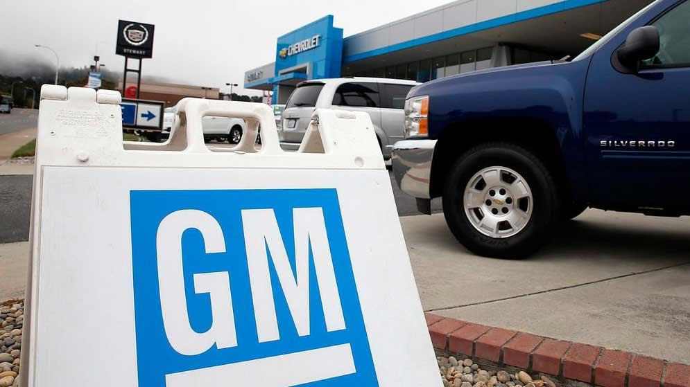 General Motors tendrá hasta 20 coches eléctricos en 2023