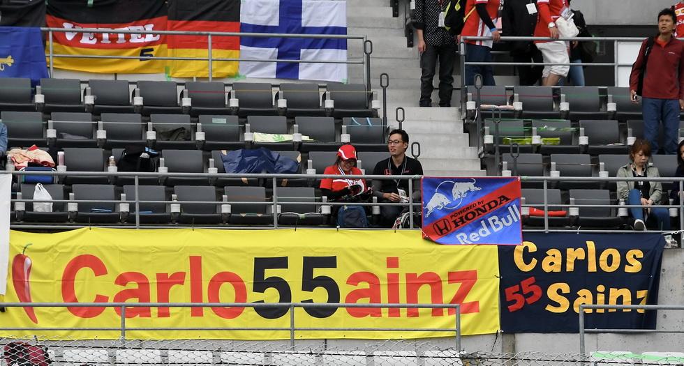 GP de Japón: Sainz espera un ritmo parecido al de Malasia