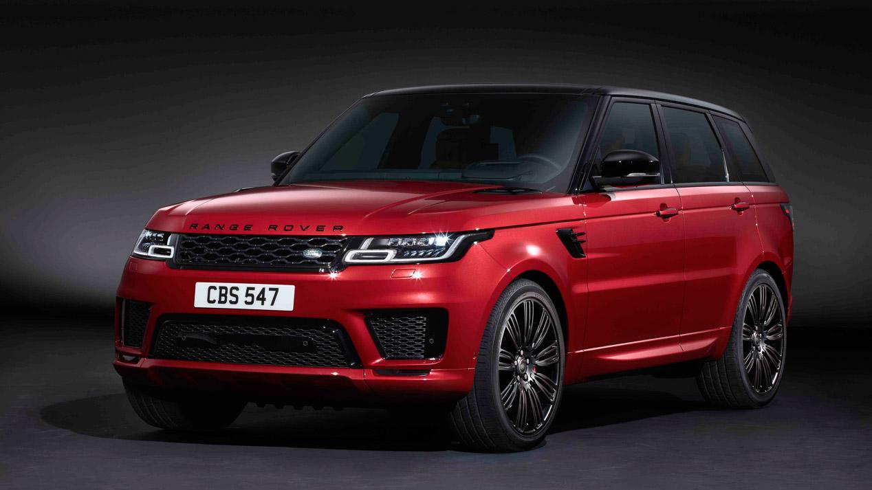 Range Rover Sport 2018: nueva cara y mucha tecnología