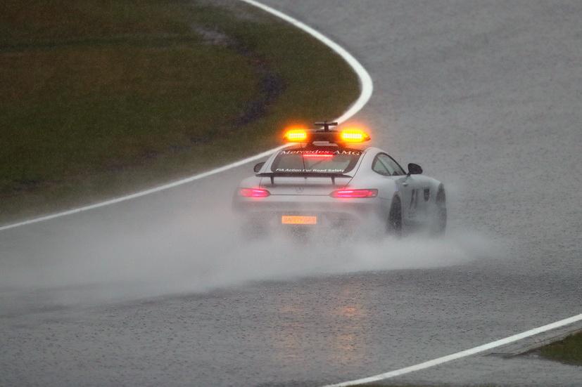 GP de Japón: lluvia y más lluvia en la FP2