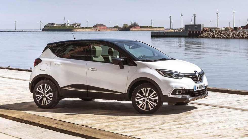 Renault podría lanzar otro SUV entre el Captur y el Kadjar