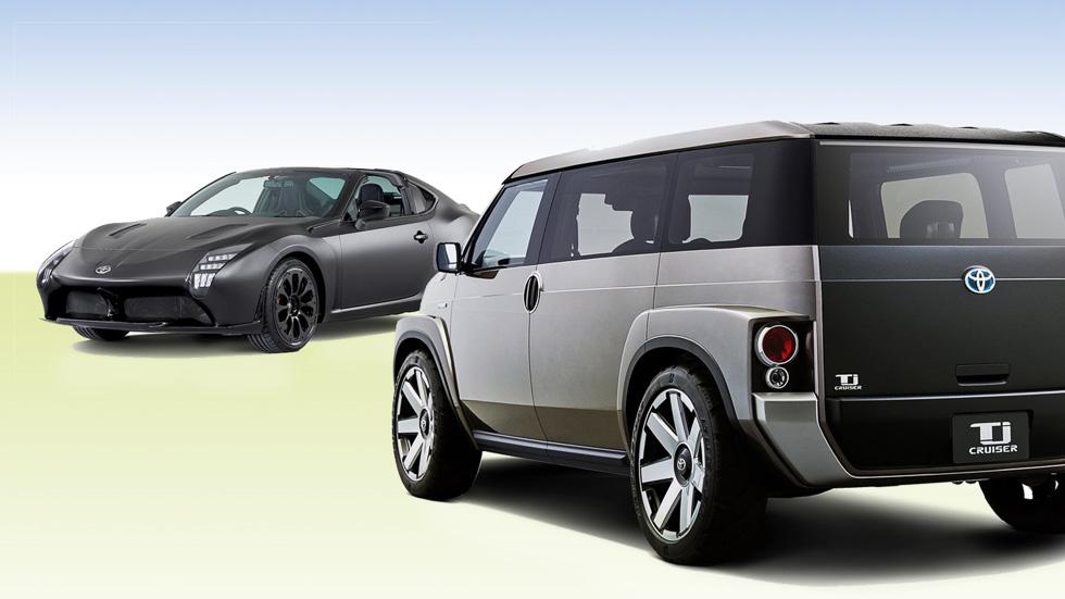 Las novedades de Toyota en el Salón de Tokio: un SUV y un deportivo