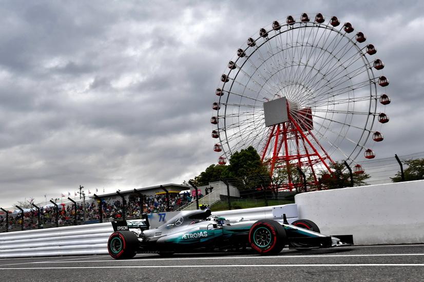 GP de Japón: dos banderas rojas en la FP3