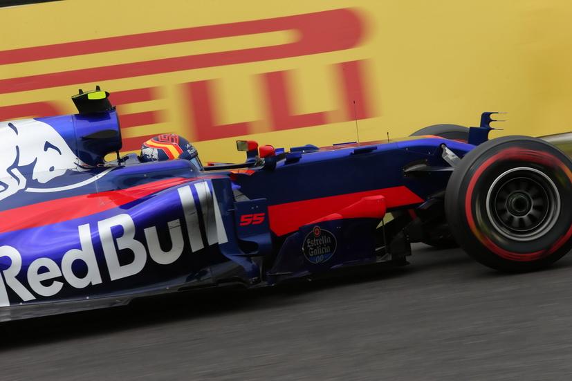 """GP de Japón: """"Una calificación que no me ha gustado nada"""", dice Sainz"""
