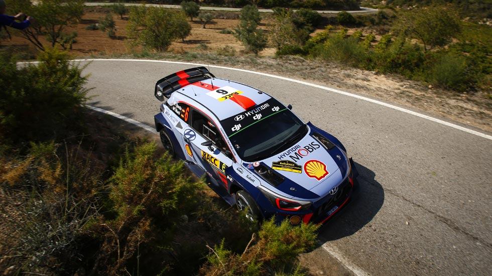 Rally de España 2017 (sábado): Sordo abandona cuando era segundo