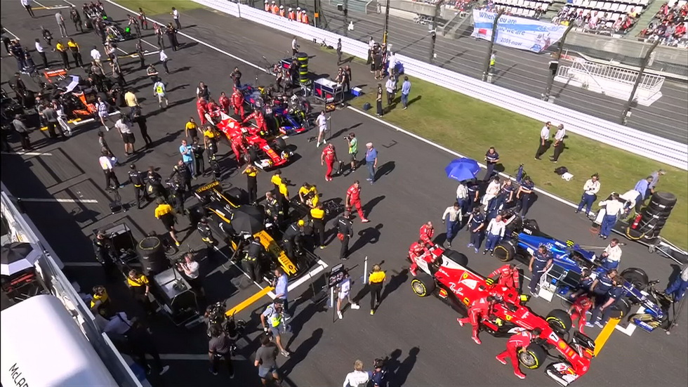 GP de Japón: parrilla de salida definitiva