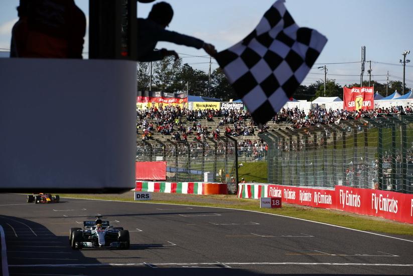 GP de Japón: ¡Hamilton muy cerca del título! (Crónica)