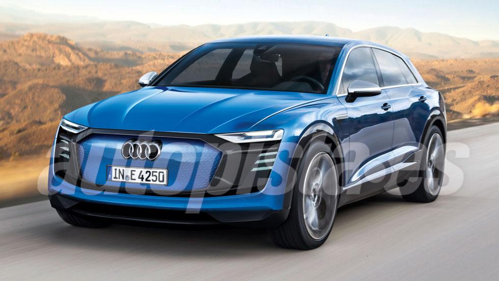 Revista Autopista 3025: así serán los SUV de Audi del futuro