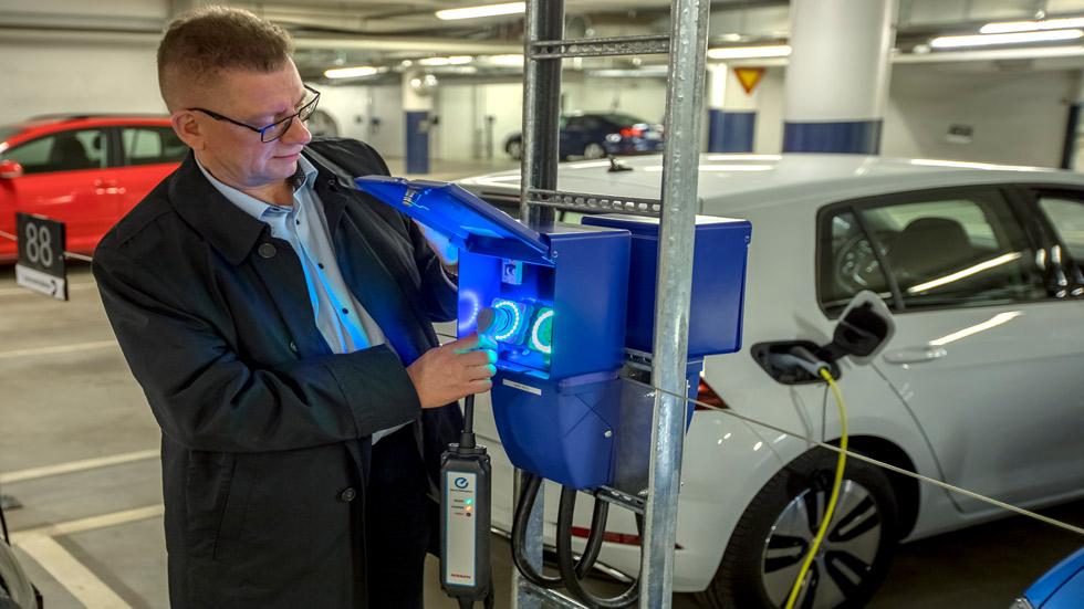 Quick Connectors: la nueva revolución en la carga de coches eléctricos