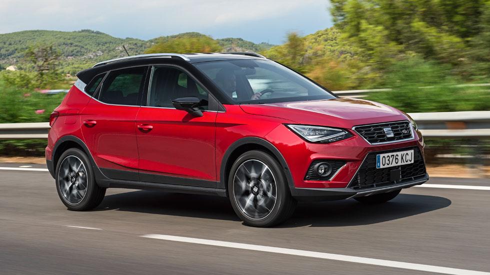 Seat Arona: prueba, precios y todos los datos del nuevo SUV