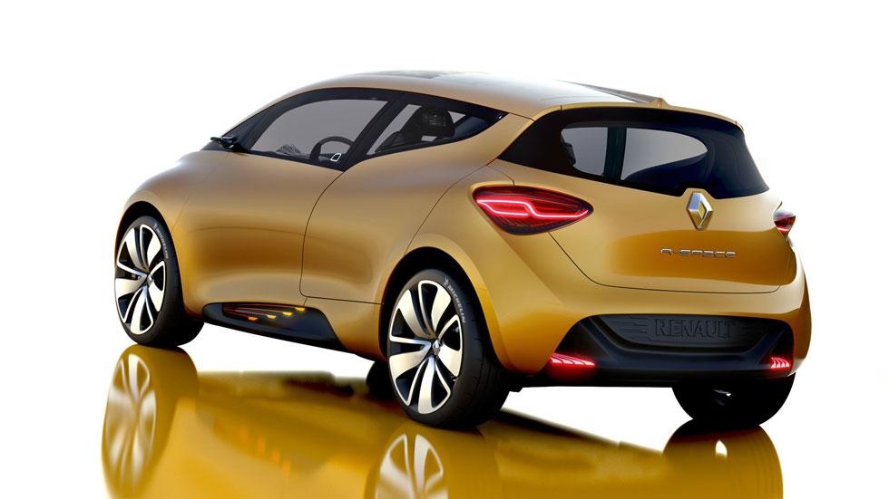 Renault Clio 2019: con versión eléctrica y conducción autónoma