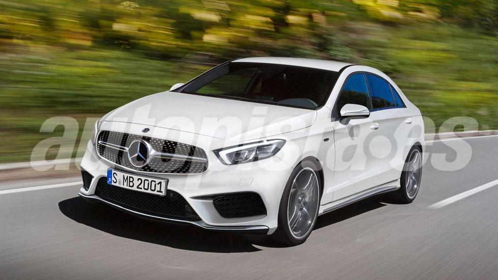 Mercedes Clase A 2018: comienza la cuenta atrás