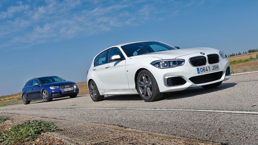 Audi S3 vs BMW M140i: ¿cuál es el mejor compacto deportivo?