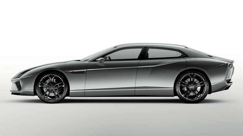 Lamborghini tendrá un gran turismo de 4 puertas, ¡que tiemble el Panamera!