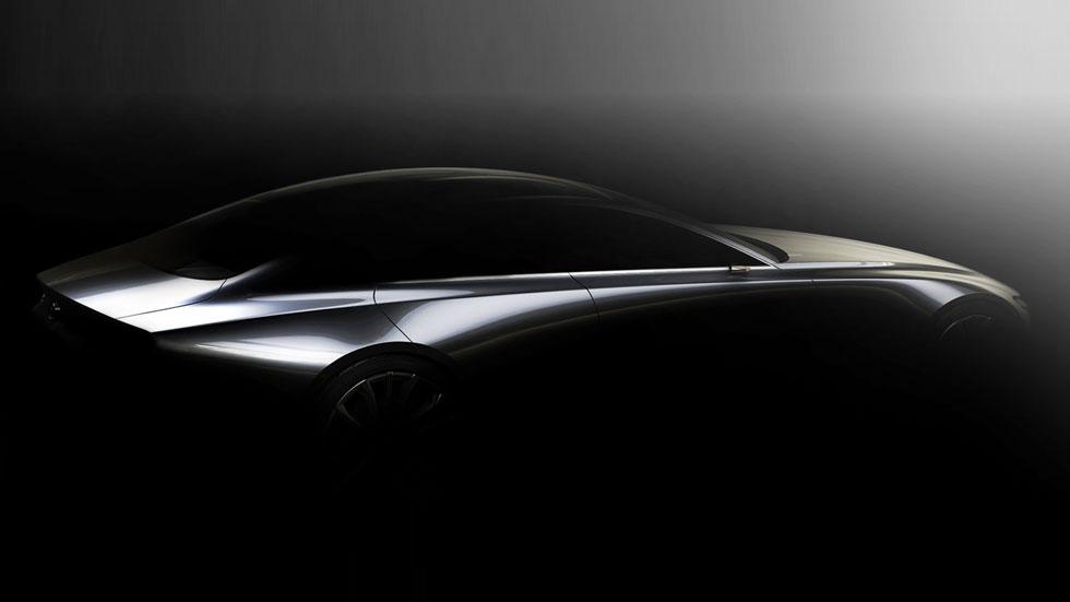 Mazda avanzará su tecnología y diseño del futuro en el Salón de Tokio