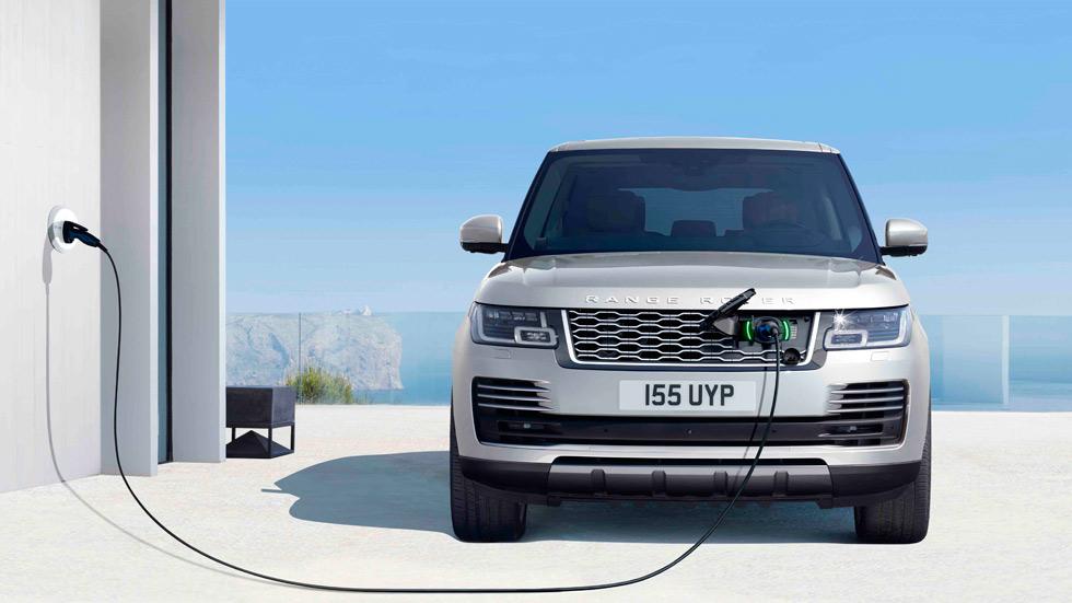 Range Rover 2018: más lujo, más tecnología y con nuevo híbrido enchufable