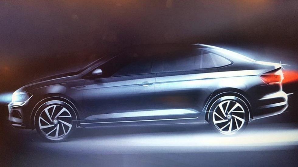 Volkswagen Virtus: así es la nueva berlina de VW