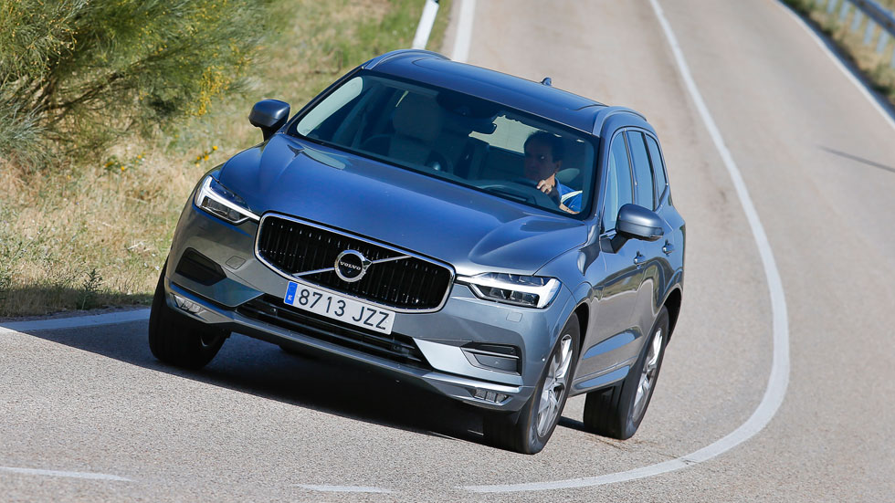 Volvo XC60 D4 Diesel: superprueba al nuevo SUV con todos los datos