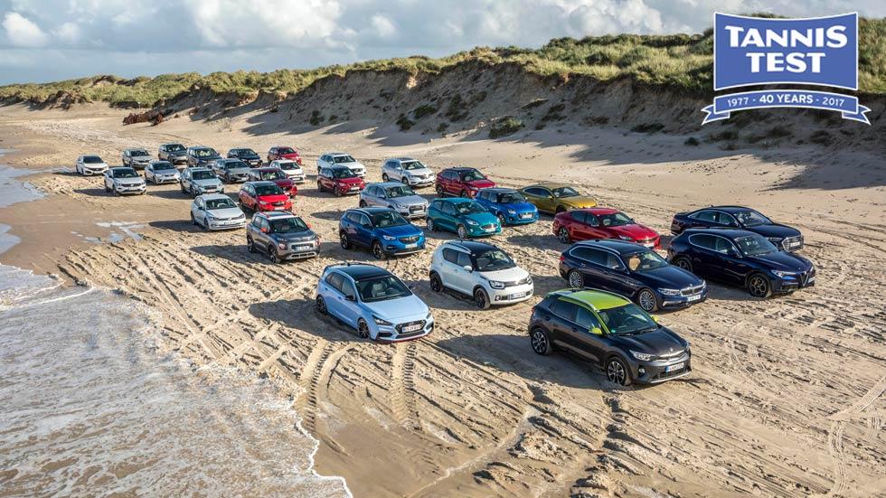 Coche del Año en Europa 2018: primera lista de coches candidatos