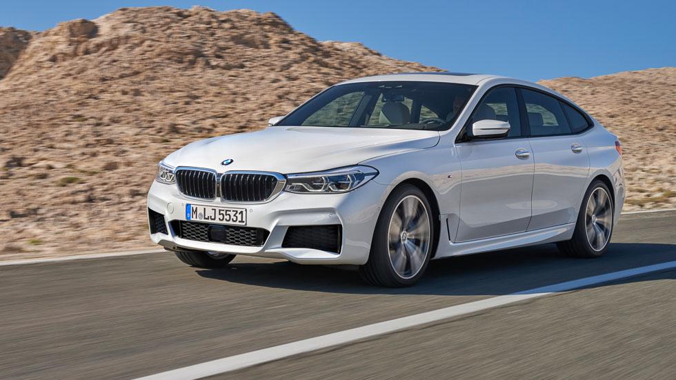 Nuevo BMW Serie 6 Gran Turismo: ¡lo probamos!