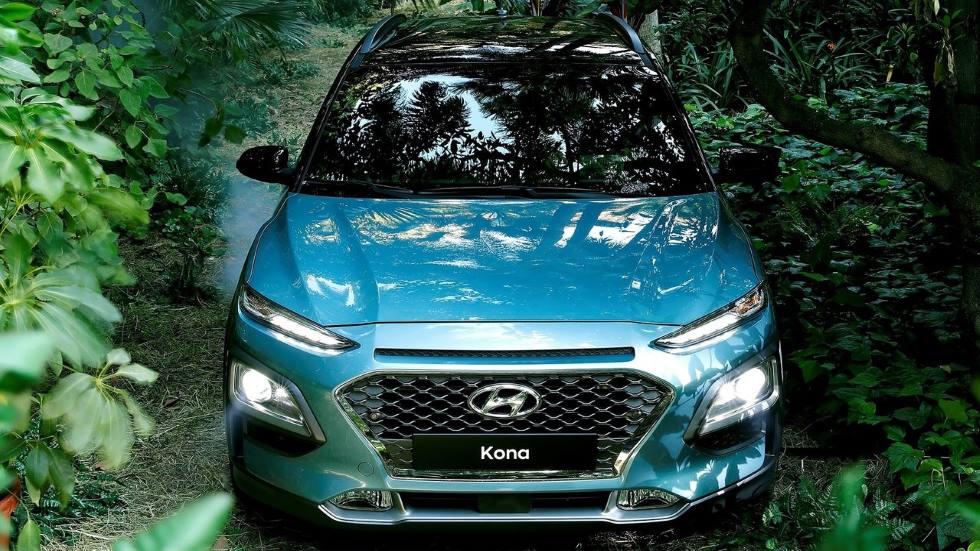 Hyundai Kona eléctrico: el SUV llega en 2018… ¡con 400 km de autonomía!