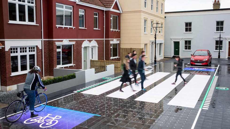 Carreteras inteligentes: salvarán vidas y reducirán accidentes (Vídeo)