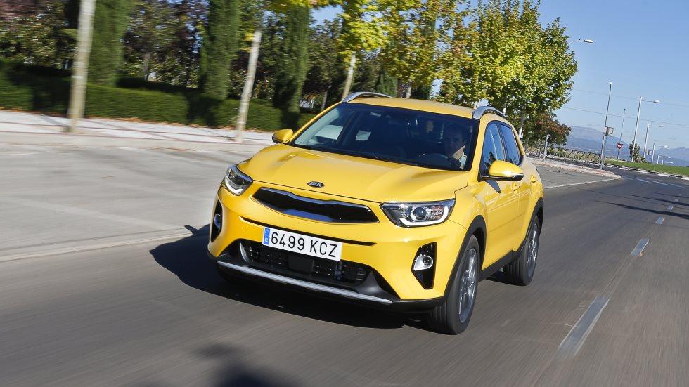 Kia Stonic 1.6 CRDI: opiniones y consumo real del nuevo SUV
