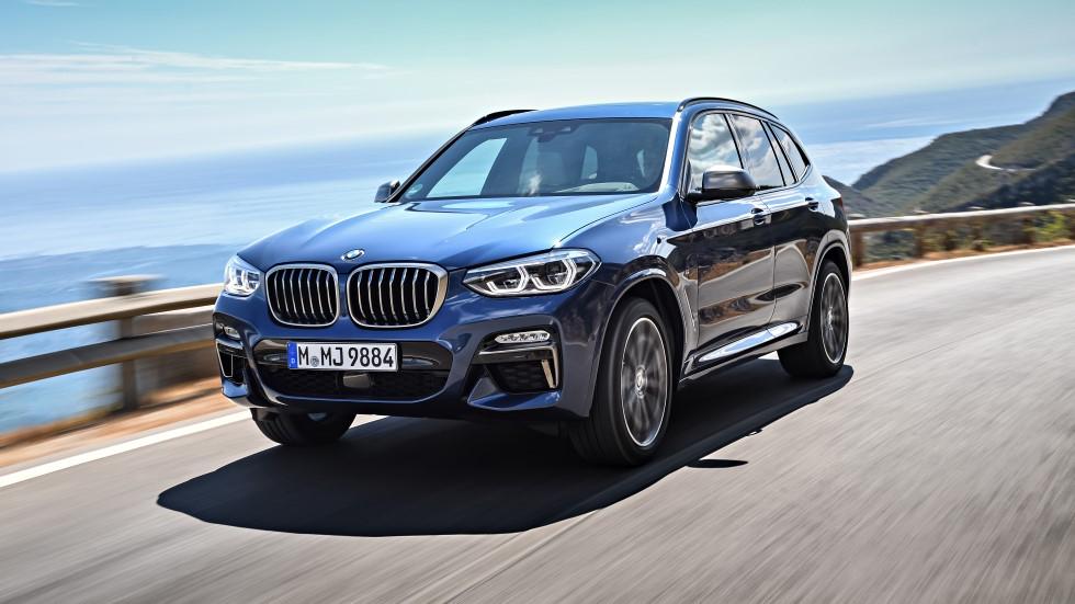 Nuevo BMW X3: probamos un SUV de referencia por tecnología y eficacia