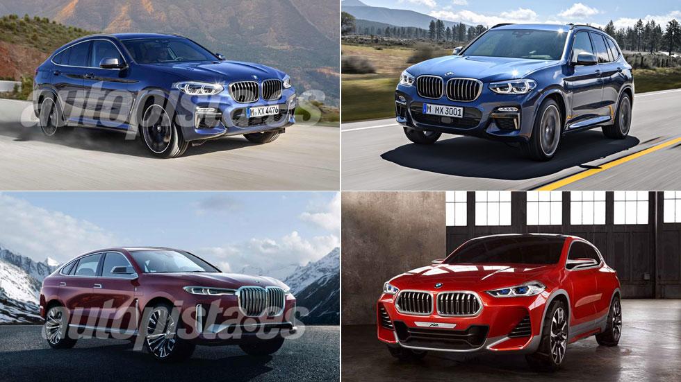 Revista Autopista 3026: los nuevos BMW SUV que vienen