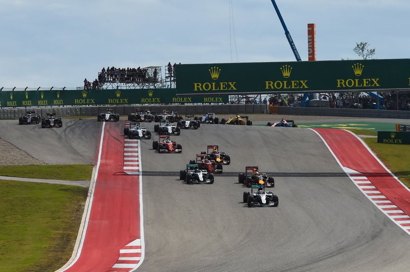 GP de USA: Austin acoge la F1 por sexto año consecutivo